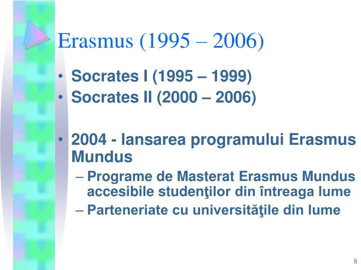 Erasmus (1995