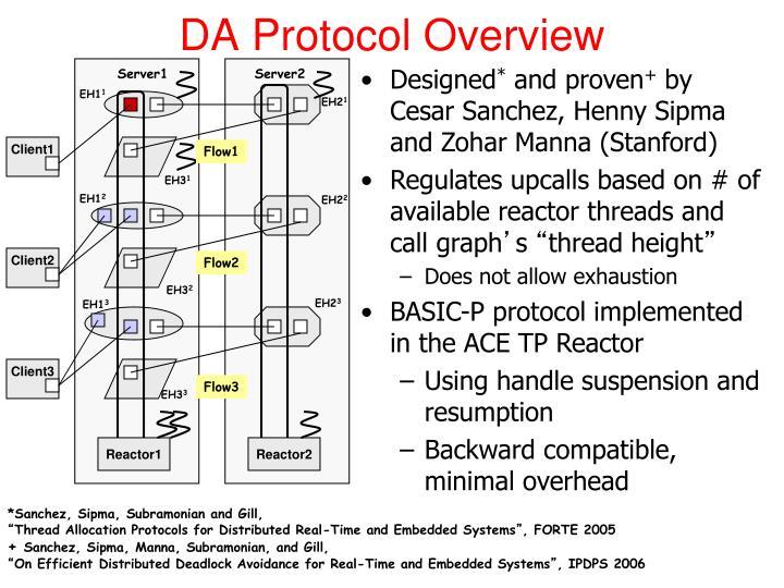 DA Protocol Overview