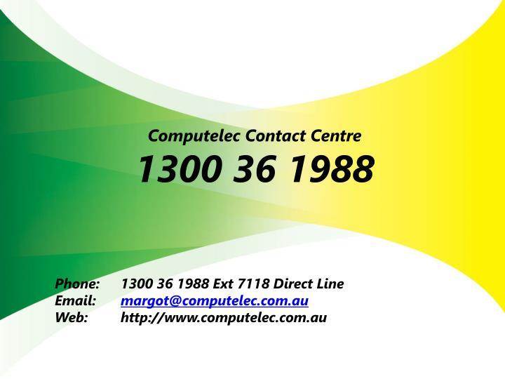 Computelec Contact Centre