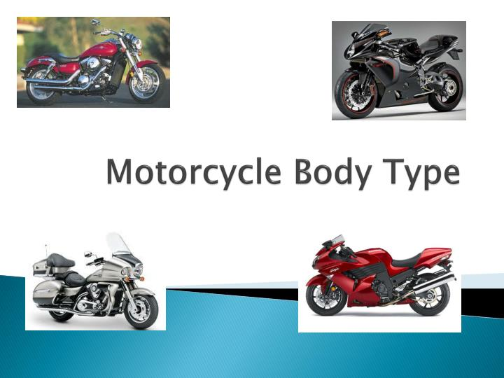 Motorcycle Body Type