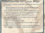 emancipaci n del congo belga