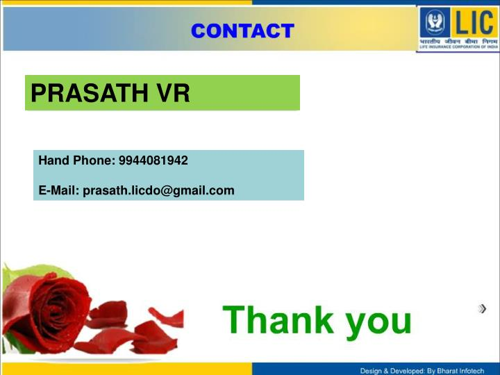 PRASATH VR