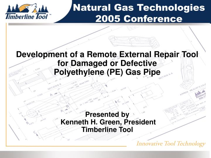 Natural gas technologies 2005 conference
