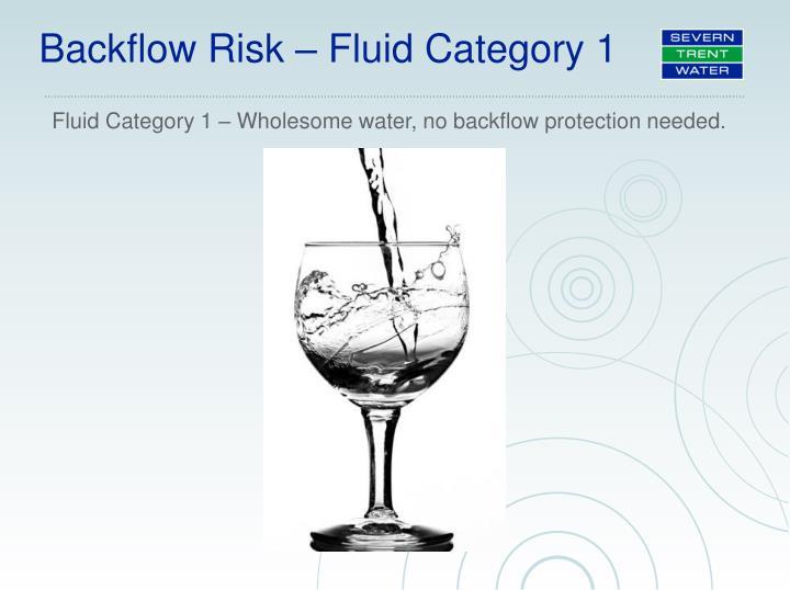 Fluid Category 1