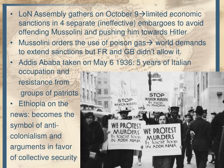 LoN Assembly gathers on October 9