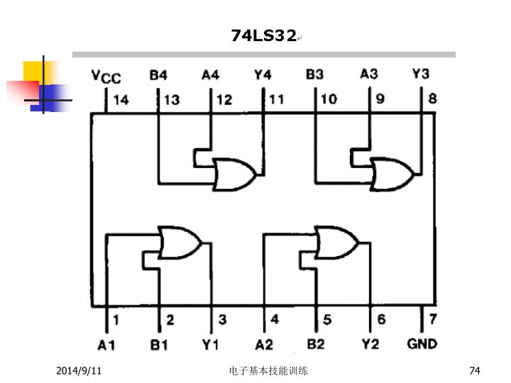 电子基本技能训练