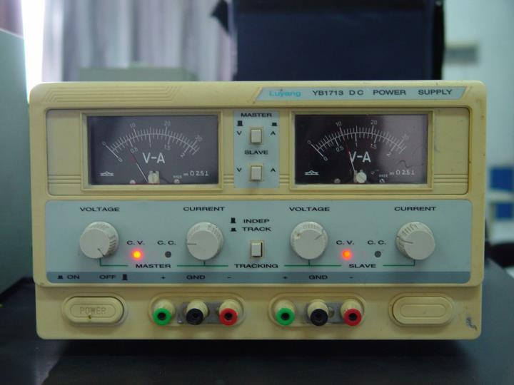 附一:直流稳压电源