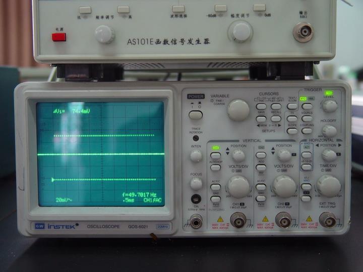 附三:模拟示波器