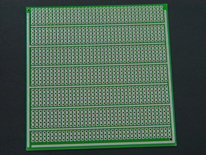 附五:电路通用板焊接面