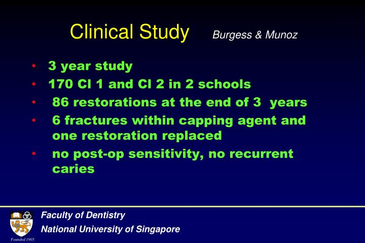 Clinical Study