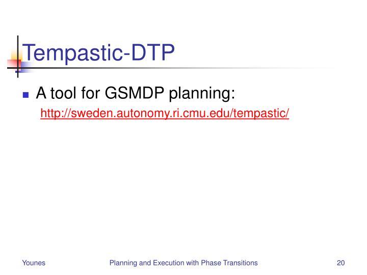 Tempastic-DTP