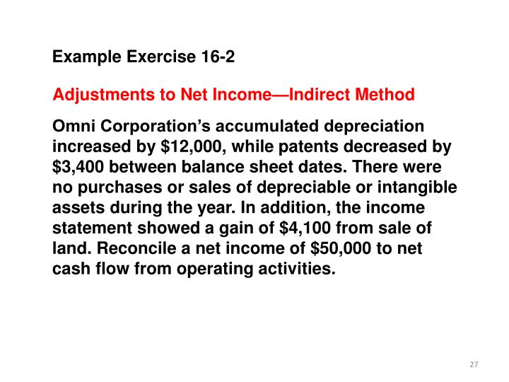 Example Exercise 16-2