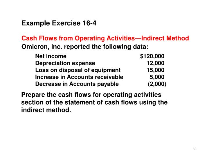 Example Exercise 16-4