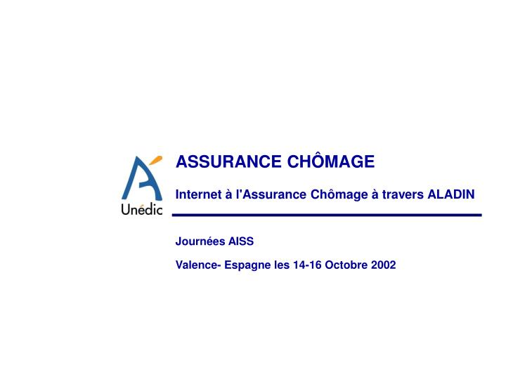 internet l assurance ch mage travers aladin