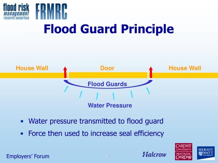 Flood Guard Principle