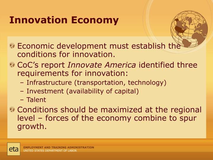 Innovation Economy