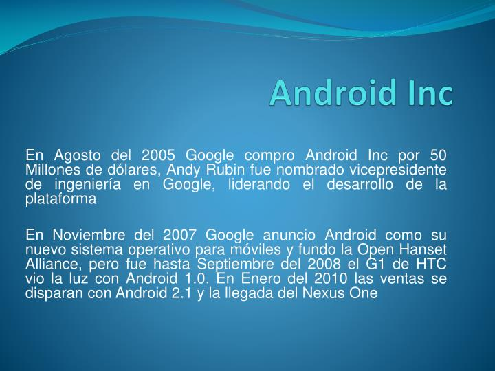 Android Inc