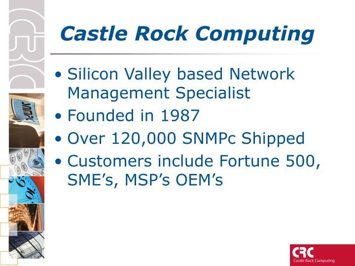 Castle Rock Computing