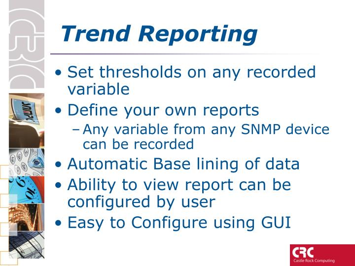 Trend Reporting