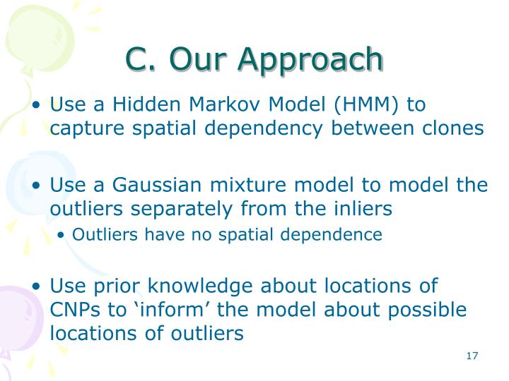 C. Our Approach