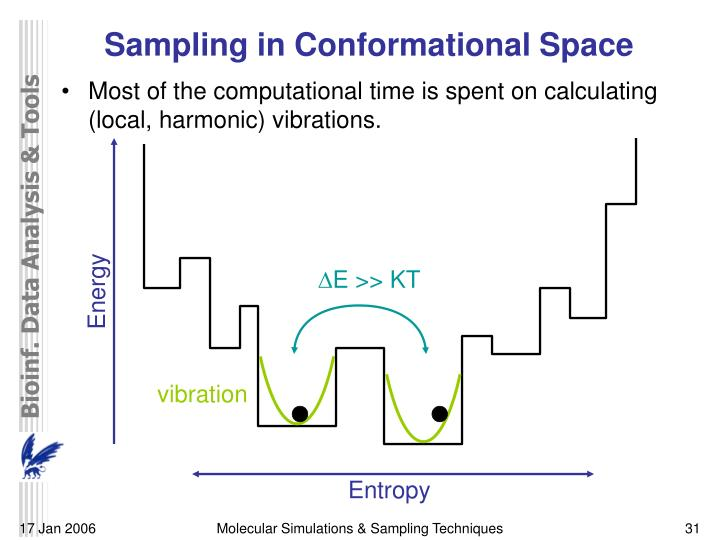 Sampling in Conformational Space