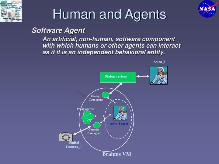 Proxy agents