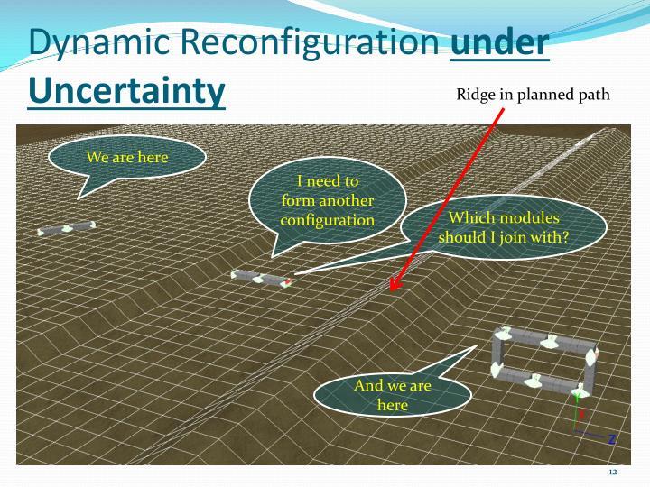 Dynamic Reconfiguration