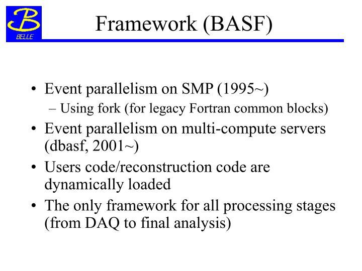 Framework (BASF)