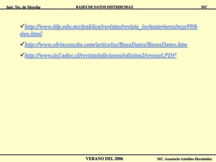 http://www.itlp.edu.mx/publica/revistas/revista_isc/anteriores/mzo99/bdoo.html