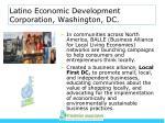 latino economic development corporation washington dc