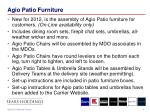 agio patio furniture