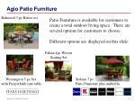 agio patio furniture2