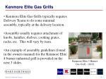 kenmore elite gas grills