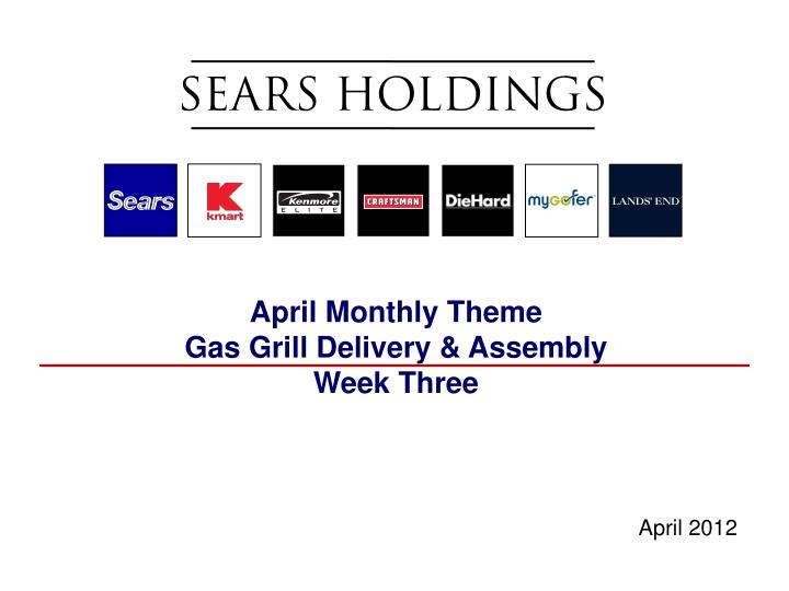 April Monthly Theme