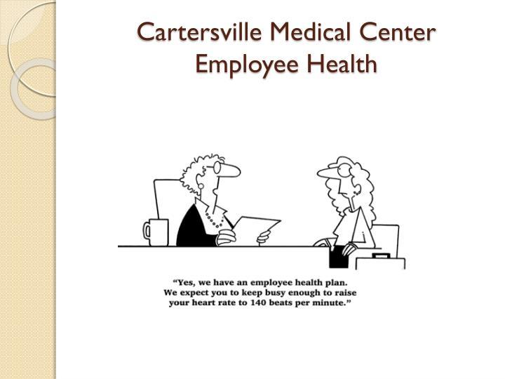 Cartersville Medical Center