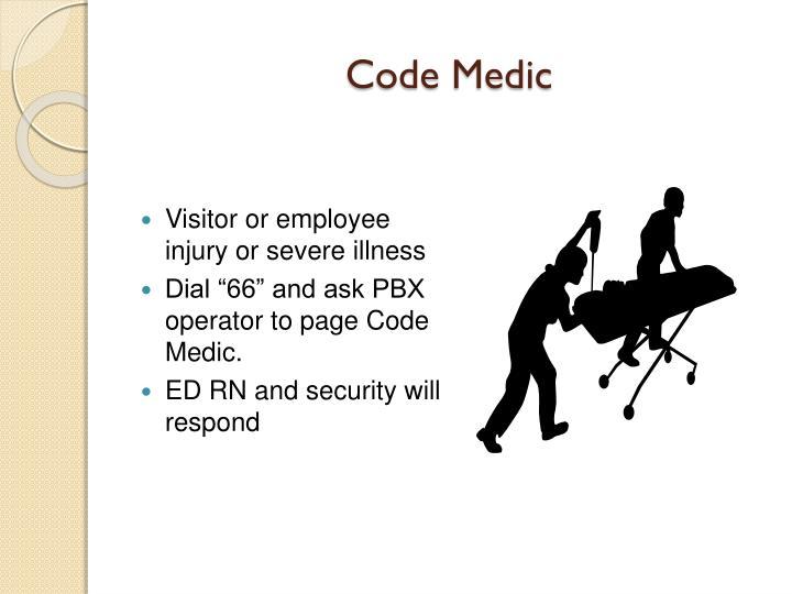Code Medic