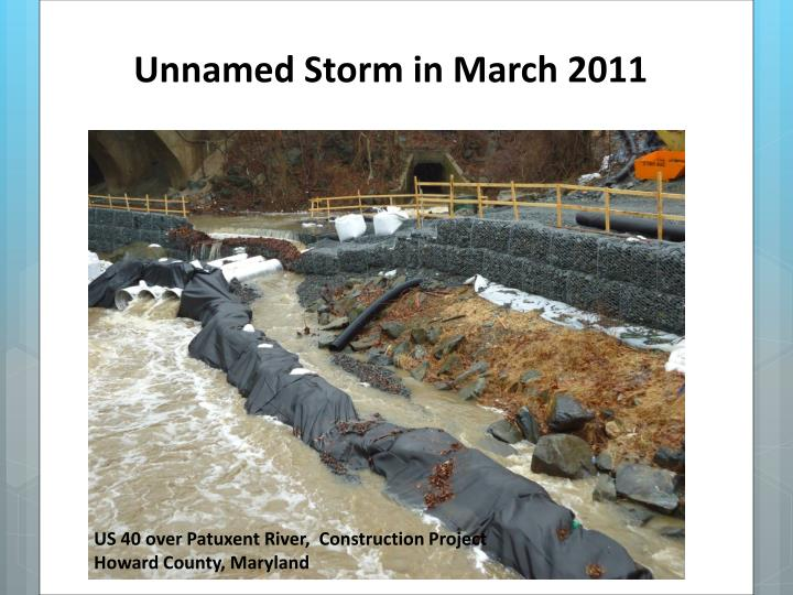 Unnamed Storm in March 2011