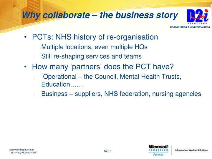 PCTs: NHS history of re-organisation
