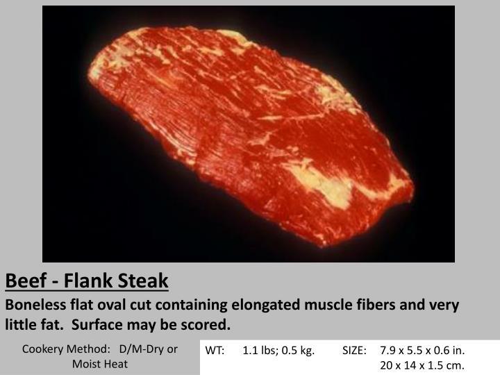Beef - Flank Steak