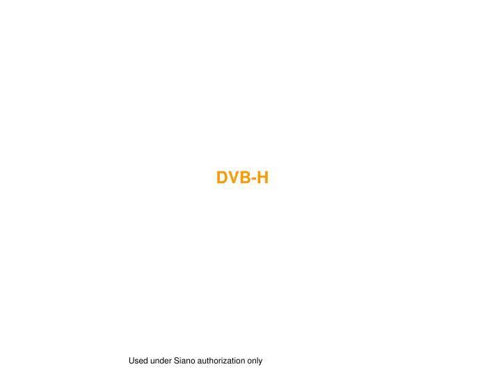 DVB-H