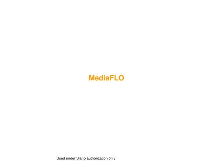 MediaFLO