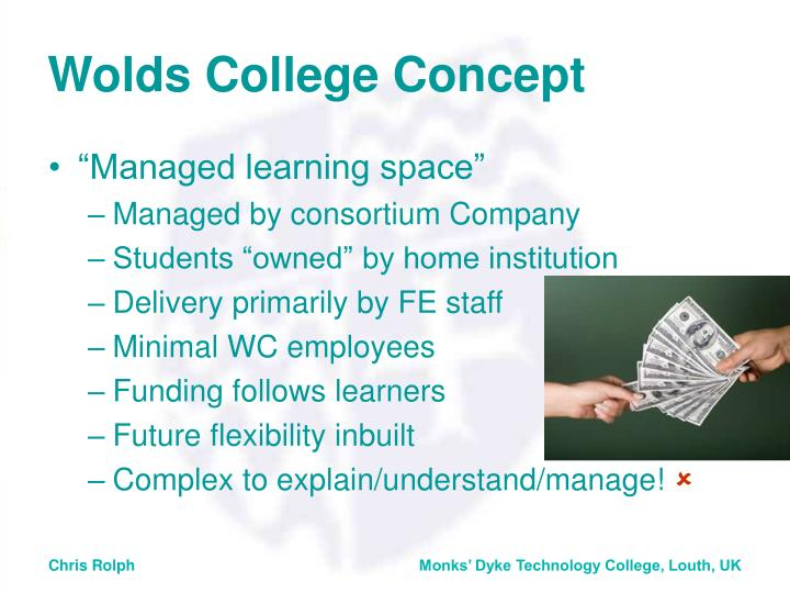 Wolds College Concept