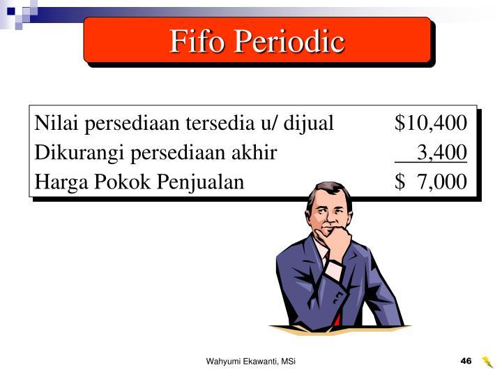 Fifo Periodic