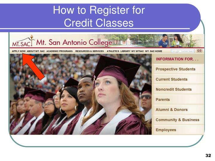 How to Register for