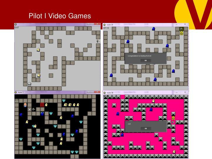Pilot I Video Games