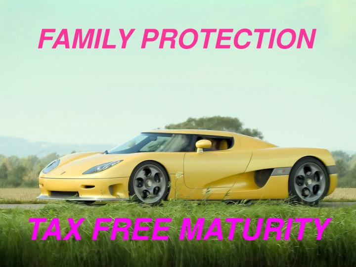 FAMILY PROTECTION