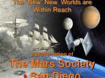 the new new worlds are within reach1
