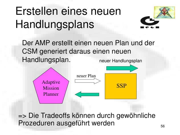 Adaptive Mission Planner