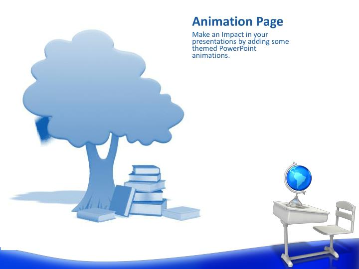 Animation Page