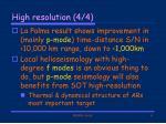 high resolution 4 4
